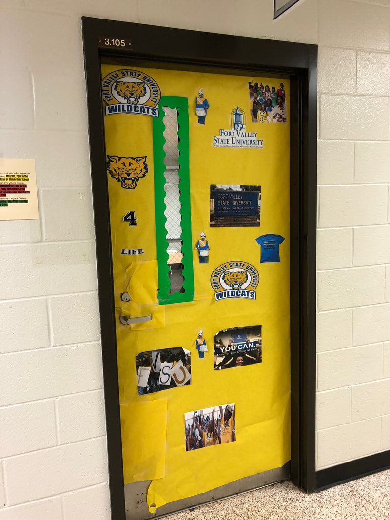 College Theme Doors Back To School Doors Last All Year Classroom